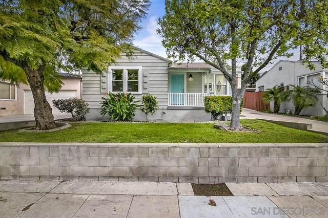 5928 Estelle St., San Diego, CA 92115 (#200014610) :: Keller Williams - Triolo Realty Group