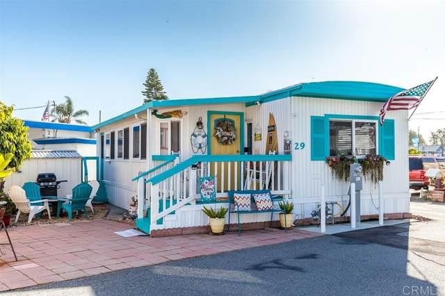 900 N Cleveland St #29, Oceanside, CA 92054 (#200014626) :: Neuman & Neuman Real Estate Inc.