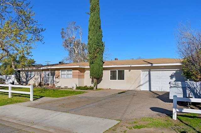 556 W 11th Avenue, Escondido, CA 92025 (#200014667) :: Keller Williams - Triolo Realty Group