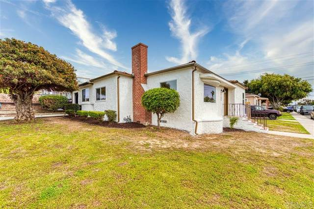 1105 S 44th, San Diego, CA 92113 (#200014680) :: The Yarbrough Group