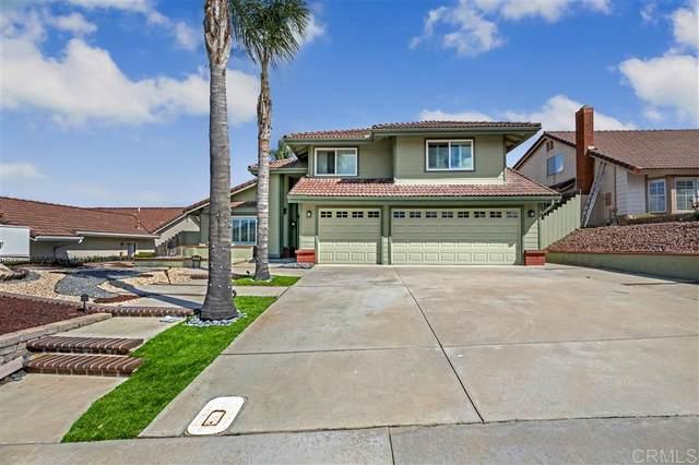 2034 Sonett St, El Cajon, CA 92019 (#200014782) :: Keller Williams - Triolo Realty Group