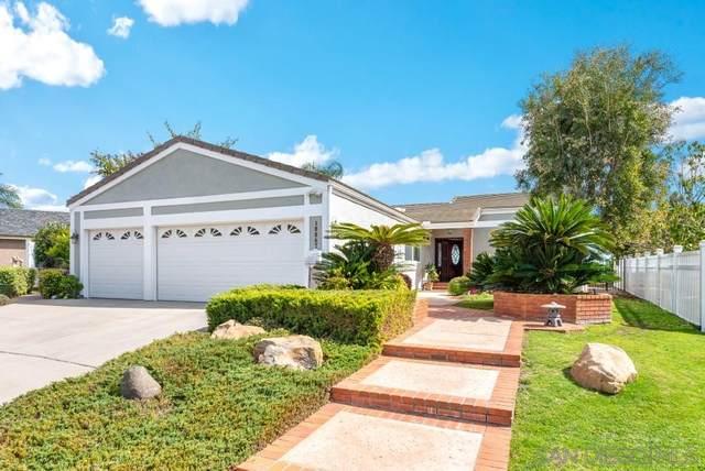 10867 Valiente Court, San Diego, CA 92124 (#200014861) :: Tony J. Molina Real Estate