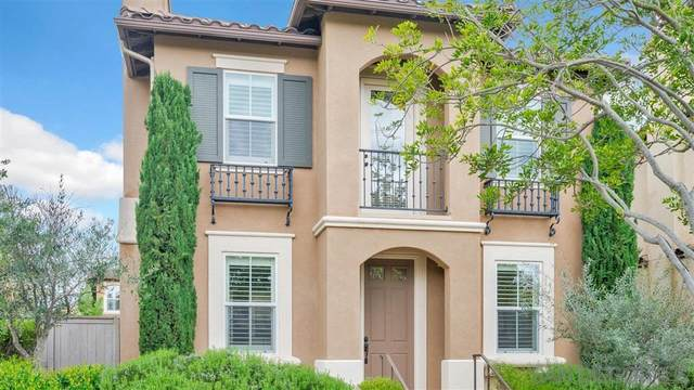 15493 Canton Ridge Terrace, San Diego, CA 92127 (#200014943) :: The Yarbrough Group