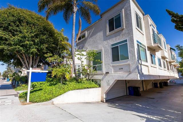 1175 Pacific Beach Drive #1, San Diego, CA 92109 (#200015045) :: Keller Williams - Triolo Realty Group