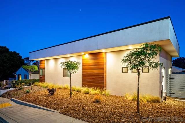 3475 Talbot St, San Diego, CA 92106 (#200015058) :: The Stein Group