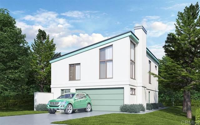 W Incense Cedar Rd #40, Julian, CA 92036 (#200015090) :: Keller Williams - Triolo Realty Group