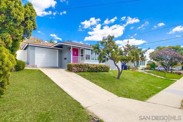 3809 Aragon Drive, San Diego, CA 92115 (#200015110) :: Keller Williams - Triolo Realty Group