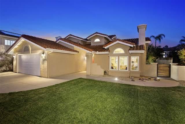 1394 Bonnie Bluff Cir, Encinitas, CA 92024 (#200015112) :: Neuman & Neuman Real Estate Inc.