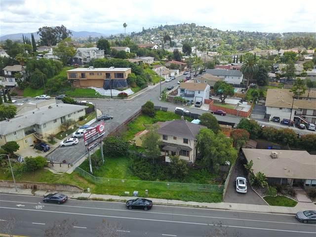 7893 El Cajon Blvd #1, La Mesa, CA 91942 (#200015124) :: Tony J. Molina Real Estate