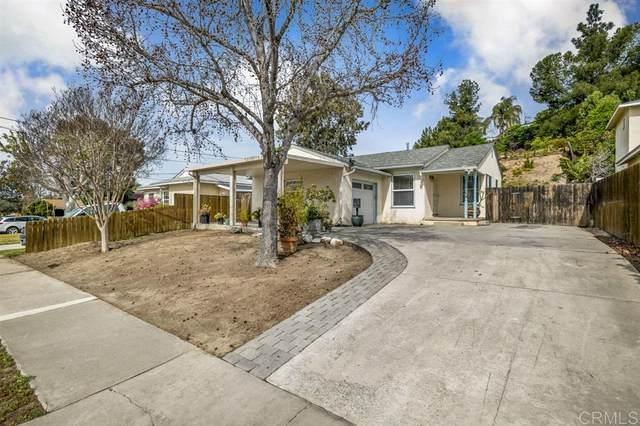 8444 El Paso Street, La Mesa, CA 91942 (#200015150) :: Tony J. Molina Real Estate