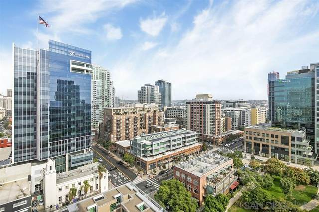 325 7Th Ave #1501, San Diego, CA 92101 (#200015154) :: Compass
