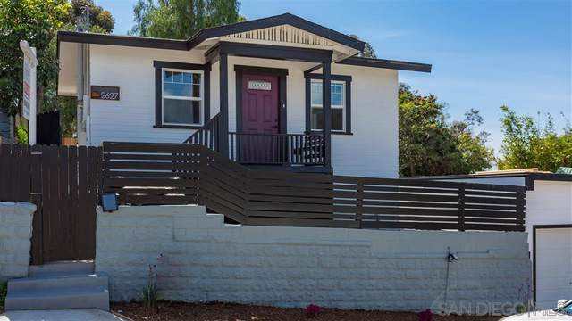 2627 Island Ave, San Diego, CA 92102 (#200015160) :: Dannecker & Associates