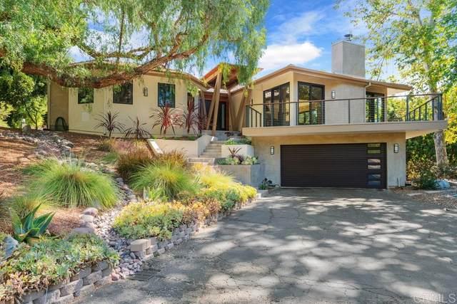 16837 Via De La Valle, Rancho Santa Fe, CA 92067 (#200015170) :: COMPASS