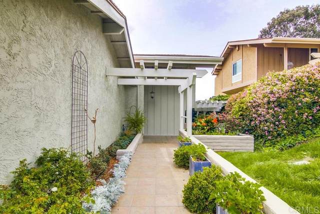 2249 Caminito Preciosa Norte, La Jolla, CA 92037 (#200015187) :: Keller Williams - Triolo Realty Group