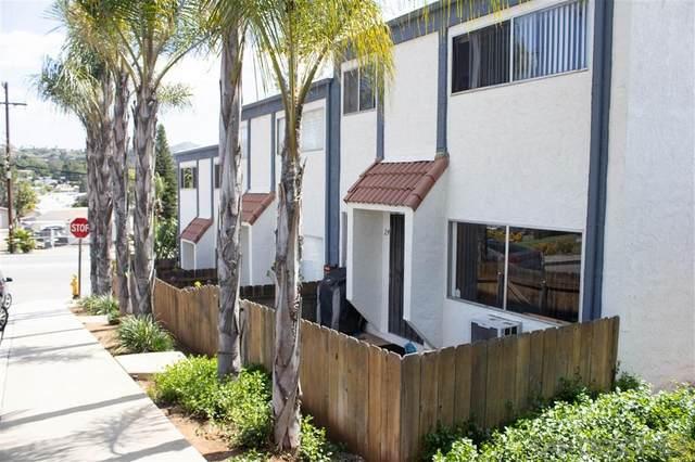 8158 Winter Gardens Blvd #29, Lakeside, CA 92040 (#200015275) :: Tony J. Molina Real Estate