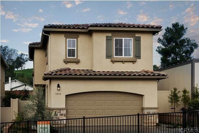 1878 Emily Street, El Cajon, CA 92021 (#200015282) :: Tony J. Molina Real Estate