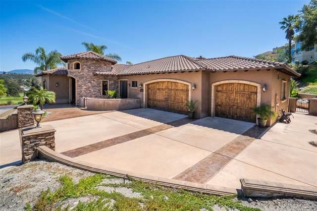 15512 Calistoga Dr, Ramona, CA 92065 (#200015362) :: Neuman & Neuman Real Estate Inc.