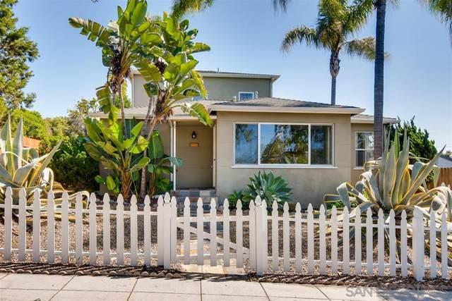 4987 Lamont St, San Diego, CA 92109 (#200015384) :: Compass
