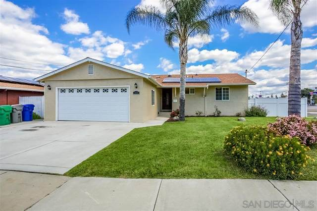 1009 Blackbird St, El Cajon, CA 92020 (#200015444) :: Neuman & Neuman Real Estate Inc.