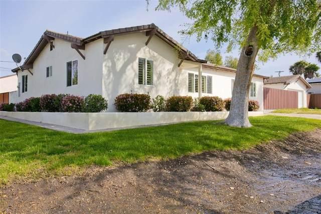 4351 Oxford, La Mesa, CA 91942 (#200015452) :: Keller Williams - Triolo Realty Group