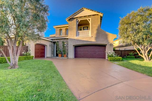 943 Stoneridge Way, San Marcos, CA 92078 (#200015491) :: Keller Williams - Triolo Realty Group