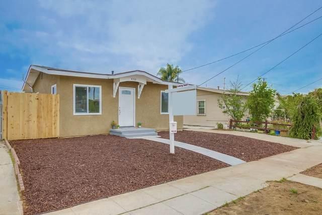 4705 Landis St, San Diego, CA 92105 (#200015547) :: Compass