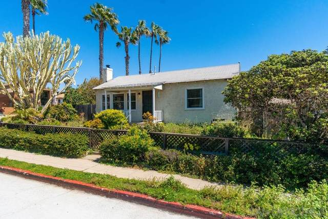 5137 Mission Blvd, San Diego, CA 92109 (#200015564) :: Compass