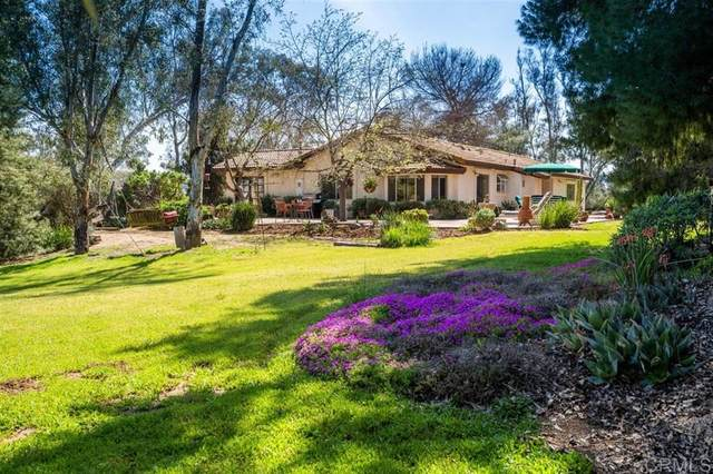 280 Haley Street, Ramona, CA 92065 (#200015569) :: Neuman & Neuman Real Estate Inc.
