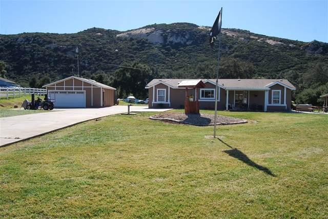 19547 Hidden Glen Rd, Alpine, CA 91901 (#200015578) :: Keller Williams - Triolo Realty Group