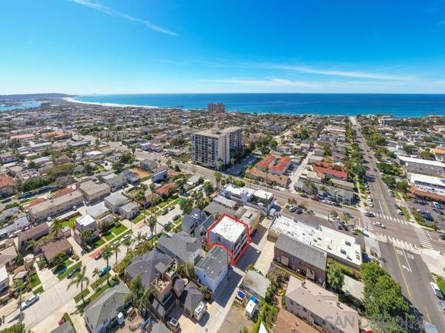 1024 Wilbur Ave #3, North Pacific Beach, CA 92109 (#200015592) :: Farland Realty