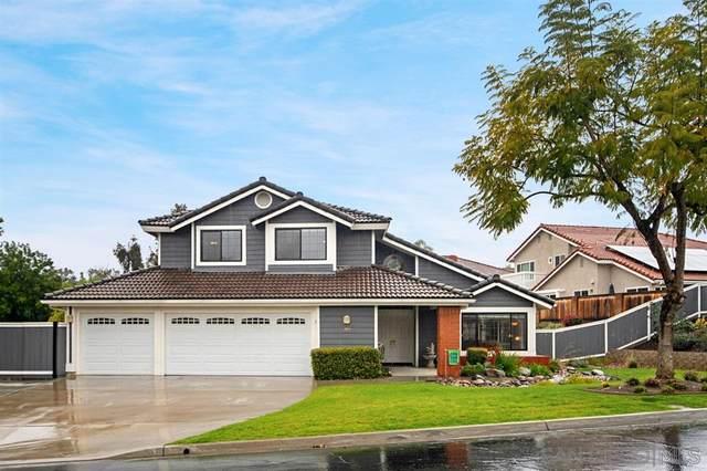 1705 Fuerte Valley Drive, El Cajon, CA 92019 (#200015594) :: Keller Williams - Triolo Realty Group