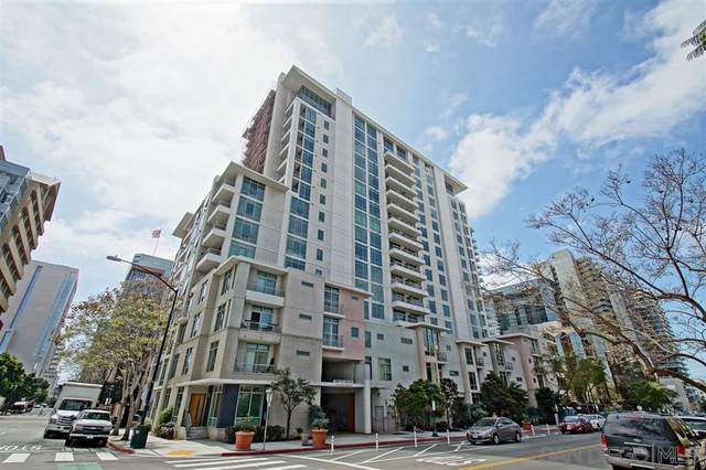425 W Beech St #1201, San Diego, CA 92101 (#200015605) :: Dannecker & Associates