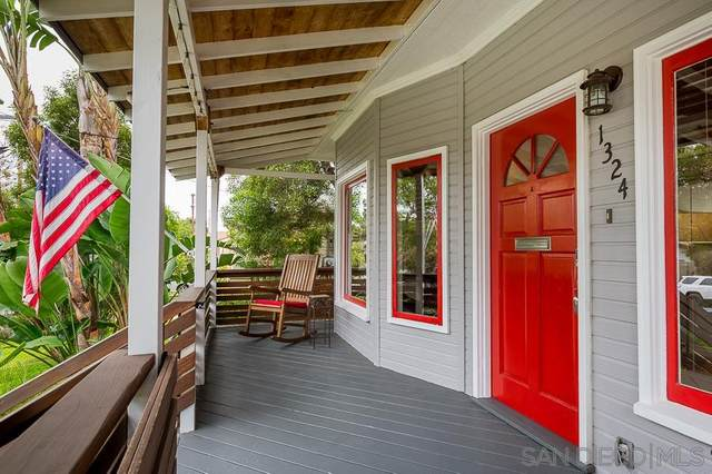 1324 Grove St., San Diego, CA 92102 (#200015611) :: Neuman & Neuman Real Estate Inc.