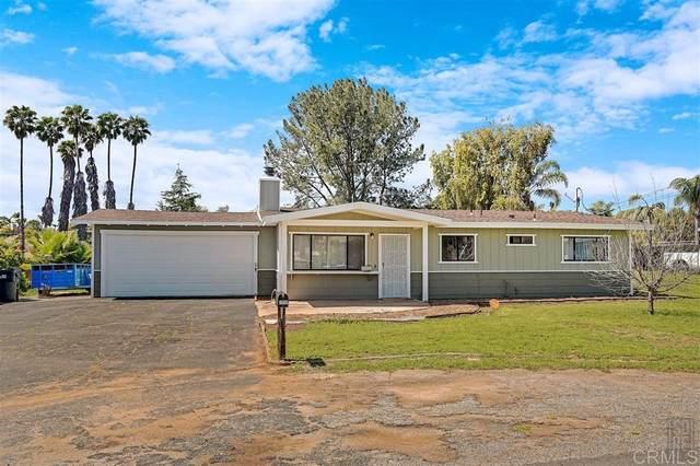 1211 Donald Way, Escondido, CA 92027 (#200015633) :: Neuman & Neuman Real Estate Inc.