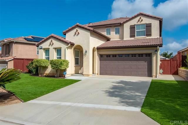 10252 Oak Spur Way, Escondido, CA 92026 (#200015636) :: Neuman & Neuman Real Estate Inc.