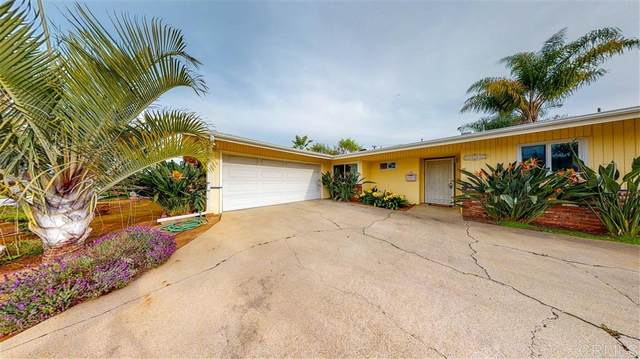1357 Bluebell Way, El Cajon, CA 92021 (#200015648) :: The Stein Group