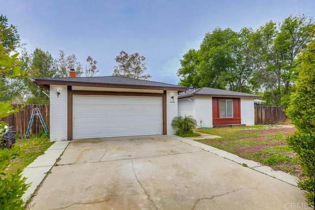 16426 Dartolo Rd, Ramona, CA 92065 (#200015665) :: Neuman & Neuman Real Estate Inc.