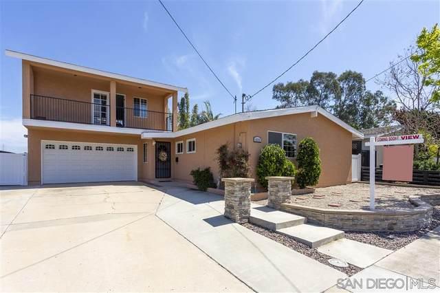 4583 Mount La Platta Place, San Diego, CA 92117 (#200015681) :: Whissel Realty
