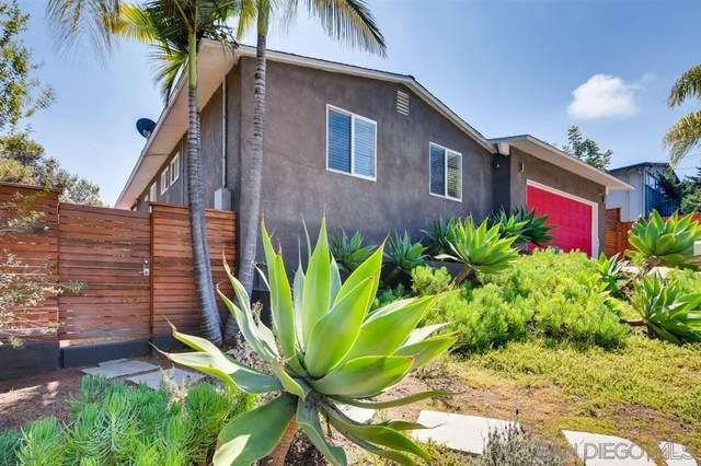 1322 Minden Drive, San Diego, CA 92111 (#200015724) :: The Stein Group