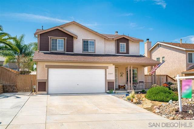 13445 Morning Glory Dr, Lakeside, CA 92040 (#200015744) :: Keller Williams - Triolo Realty Group