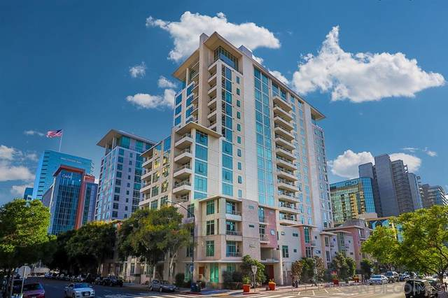425 W Beech St #515, San Diego, CA 92101 (#200015752) :: Dannecker & Associates