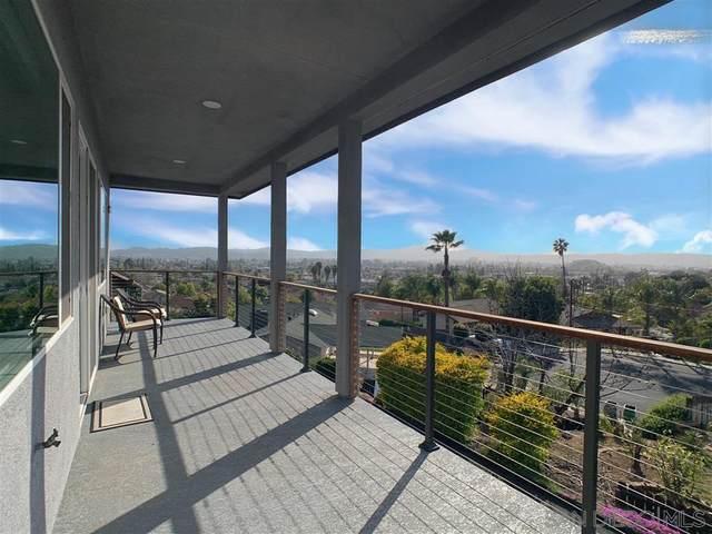 1370 El Rey Court, El Cajon, CA 92019 (#200015781) :: Keller Williams - Triolo Realty Group