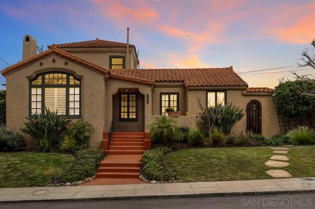 4038 Alder Dr, San Diego, CA 92116 (#200015788) :: Cane Real Estate