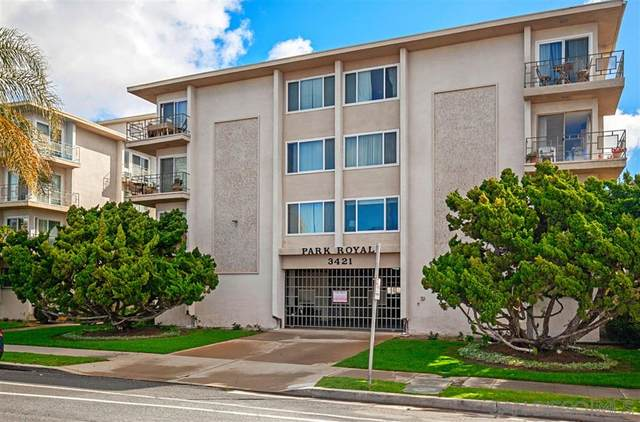 3421 Park Blvd #404, San Diego, CA 92103 (#200015812) :: Keller Williams - Triolo Realty Group