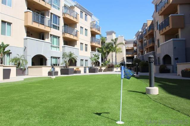 3877 Pell Pl #423, San Diego, CA 92130 (#200015846) :: Wannebo Real Estate Group