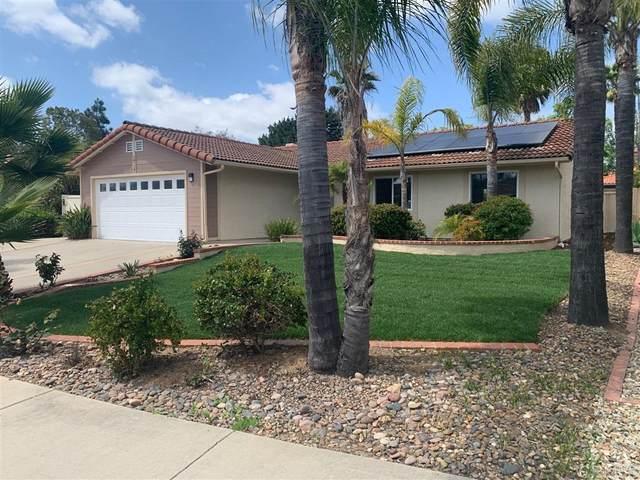 1717 Katy Place, Escondido, CA 92026 (#200015848) :: Neuman & Neuman Real Estate Inc.