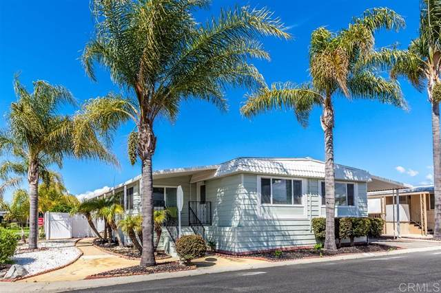 200 N El Camino Real #414, Oceanside, CA 92058 (#200015854) :: Neuman & Neuman Real Estate Inc.