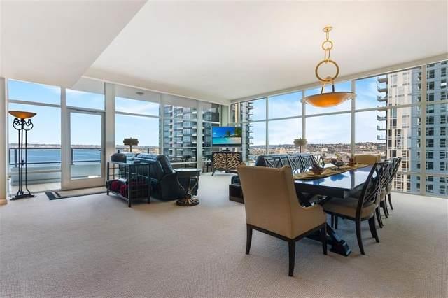 1262 Kettner Blvd #1601, San Diego, CA 92101 (#200015865) :: Neuman & Neuman Real Estate Inc.