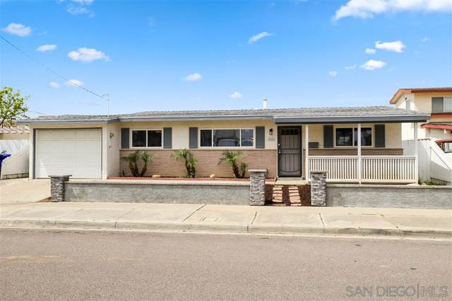 5058 Kilkee St, San Diego, CA 92117 (#200015866) :: The Stein Group