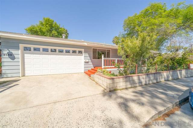 4580 55th Street, San Diego, CA 92115 (#200015869) :: Keller Williams - Triolo Realty Group